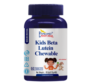 Esmond Natural Kids Beta Lutein Chewable