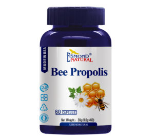 Esmond Natural BEE PROPOLIS 500mg Dietary Supplement