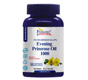 Esmond Natural Evening Primrose Oil Softgels 1000mg