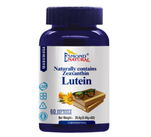 Esmond Natural Lutein 20mg Dietary Supplement Support Eye Health