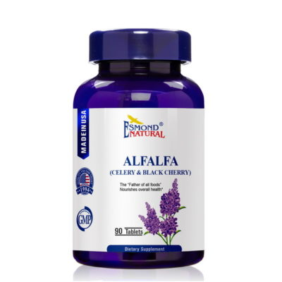 Alfalfa – Celery and Black Cherry