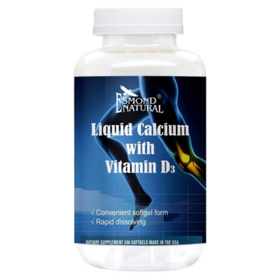 Esmond Natural Liquid Calcium with Vitamin D3